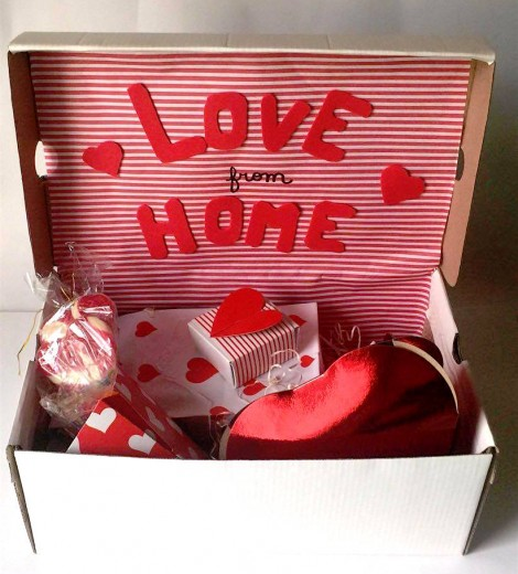 My Missionary Package Argentina - Valentines day Packages
